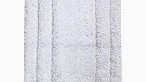 "Bathroom Rugs 27 X 45 Chardin Home Classic Bath Rug 27""x45"" White 100"