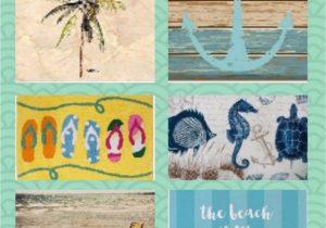 Bathroom Rugs Beach theme 15 Best Cheap Beach themed Bathroom Rugs to Buy now