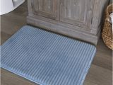 Bathroom Rugs that Dry Quick Mainstays Quick Dry Memory Foam Bath Rug Blue Linen 17