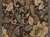 "Bazaar area Rug Ultra soft Faux Fur Huntington 1279e area Rug 5 0"" X 7 6"" Brown"
