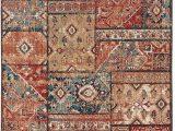 Bazaar Gemma Gold area Rug Mohawk Home Bazaar Gemma Gold 8 Ft X 10 Ft area Rug