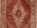 Bazaar Piper Charcoal area Rug 8 X 11 area Rug Spice Gold Persian Pattern Traditional Classic