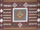 Bazaar Piper Charcoal area Rug Franktown Hand Woven Terracotta area Rug