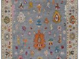 Beach themed area Rugs 8×10 Floral Oushak Turkish Ve Able Dye Home Decor Living Room area Rug Hand Knotted 8×10 Walmart