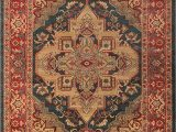"""Bed Bath and Beyond area Rugs 3×5 Momeni Rugs Ghazni Collection Traditional area Rug 5 3"""" X 7 6"""" Navy Blue"""