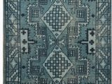 Bed Bath and Beyond area Rugs 4×6 E Of A Kind Weikhard Hand Knotted 4 X 6 Wool Blue area Rug