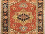 Bed Bath and Beyond area Rugs 6×9 Pasargad Home Pjr 4 6×9 Serapi Collection Hand Knotted Wool