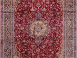 Bed Bath and Beyond area Rugs 9×12 Mashad Red Antique 9×12 area Rug In 2020
