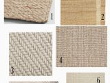 Bed Bath and Beyond Jute Rug Rug Options and where I Go for Rugs Nesting with Grace