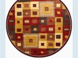 Bed Bath and Beyond Round area Rugs Surya forum 9 9 Round area Rug In Tan Rust