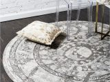Bed Bath and Beyond Round Rugs Gray 8 X 8 Miranda Round Rug Rugs Com area Rugs