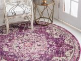 Bed Bath and Beyond Round Rugs Purple 6 X 6 Carrington Round Rug area Rugs Esalerugs