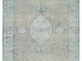 Beige and Aqua area Rugs Alessia Hand Knotted Bordered Aqua Beige area Rug 8 X11