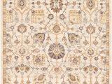 Beige and Brown area Rugs Fulmore oriental Ivory Beige Brown area Rug