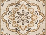 Beige and Brown area Rugs orchid Dorit Traditional Mandala Beige Brown area Rug