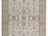 "Beige and Gold area Rugs E Of A Kind Amar Hand Knotted Beige Gold 9 X 11 9"" Wool area Rug"