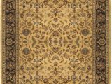 Beige and Gold area Rugs Tabriz oriental Handmade Tufted Wool Beige Gold area Rug