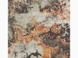 Beige and orange area Rug Premier orange area Rug