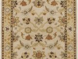 Beige and Tan area Rugs Keefer Floral Handmade Tufted Wool Beige Tan area Rug