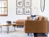 Best area Rug for Brown Leather Furniture How to Decorate A Leather sofa Maison De Pax