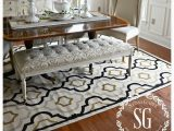 Best area Rug for Under Dining Table 5 Rules for Choosing the Perfect Dining Room Rug