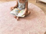 Best area Rugs for toddlers Fasters Abc Baby Rug for Nursery Kids Round Educational Alphabet Warm soft Activity Mat Floor area Rugs Cotton Non Slip for Children toddlers