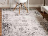 Best Pet Proof area Rugs Unique Loom sofia Traditional area Rug 5 0 X 8 0 Gray