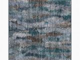 Better Homes and Gardens area Rug Waves Medfield Ocean Waves Vintage Abstract Blue area Rug