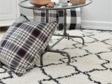 Better Homes and Gardens Diamond Shag area Rug or Runner Fresh New Year Winter Home Makeover Fox Hollow Cottage
