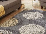 Better Homes and Gardens Gina area Rug Better Homes & Gardens Overlapping Medallions Print area Rug