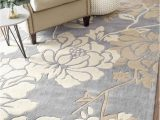 Better Homes and Gardens Iron Fleur area Rug or Runner Keno Bliss Chocolate Rug Contemporary Rugs