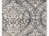 Better Homes Gardens Gray Abstract area Rug Demonte Abstract Gray Silver area Rug