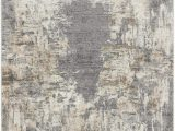 Better Homes Gardens Gray Abstract area Rug Luxe Weavers Euston Gray 5 X 7 Abstract Modern area Rug