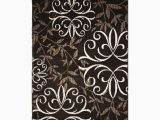 Better Homes Gardens Iron Fleur Indoor area Rug Better Homes and Gardens Iron Fleur area Rug 9' X 13' Brown
