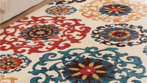 Better Homes Gardens Suzani Indoor area Rug Better Homes and Gardens Suzani area Rug or Runner Walmart