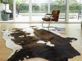 Binx Faux Cowhide Beige Brown area Rug Loloi Brown Grand Canyon Gc 05 Rug Animal Prints Rectangle