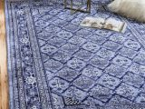 Birch Lane Rugs Blue World Menagerie Cranbrook Blue area Rug
