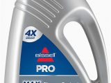 Bissell area Rug Cleaning formula Bissell 78h63 Deep Clean Pro 4x Deep Cleaning Concentrated Carpet Shampoo 48 Ounces Silver