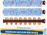 Bissell Crosswave area Rug Brush Veva Plete Vacuum Brush Set with 4 Pieces total Of 2 Multi Surface 1868 1 area Rug 1934 1 Wood Floor 1926 Work with Bissell Crosswave 1785 Series