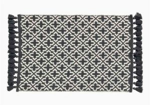 Black and Gray Bath Rugs Pdp In 2020