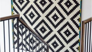 Black and White area Rugs Ikea 10 Ikea Rug Hacks Creative Uses for Ikea Rugs