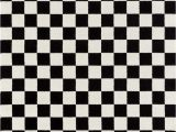 Black and White Plaid area Rug Persian Rugs 8×10 1909 Checkered Black and White 8 X 10 area Rug