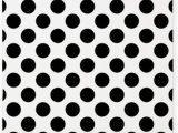Black and White Polka Dot area Rug Amazon Cafepress Black Polka Dots Decorative area Rug