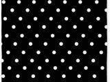 Black and White Polka Dot area Rug Cafepress Black and White Polka Dot 3 X5 Decorative area Rug Fabric Throw Rug