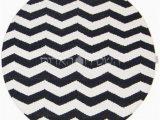 Black and White Round area Rugs Sale Black White Rug Handmade Round Geometric Kilim Carpet