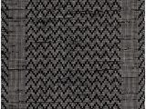 Black area Rugs for Living Room Fab Habitat Reversible Cotton area Rugs Rugs for Living Room Bathroom Rug Kitchen Rug Allure Black & Cream