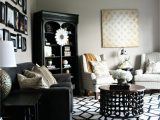 Black area Rugs for Living Room where to Buy Bold Black and White Rugs for Any Room