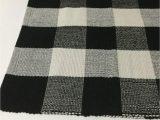 Black Buffalo Check area Rug Saeda Buffalo Plaid Checkered Black and White area Rug