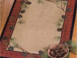 Black forest Decor area Rugs Delicate Pines Rug 5 X 8 with Images Black forest