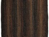 Black forest Decor area Rugs Homespice Decor Black forest Braided area Rug Collection